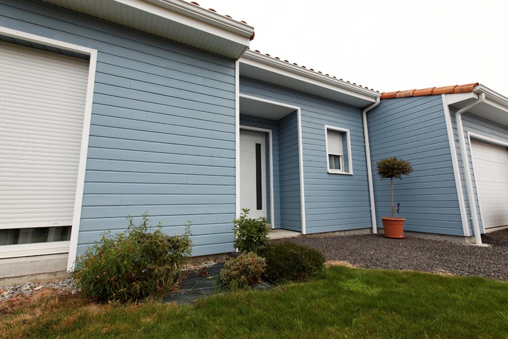 Maison bois vendee id e int ressante pour la conception for Construction maison en bois vendee